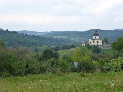 Cerkiew w Brylińcach by Polek