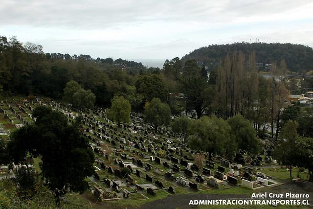Cementerio de Pucón