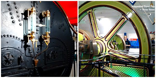 Tower Bridge Victorian Engine Rooms