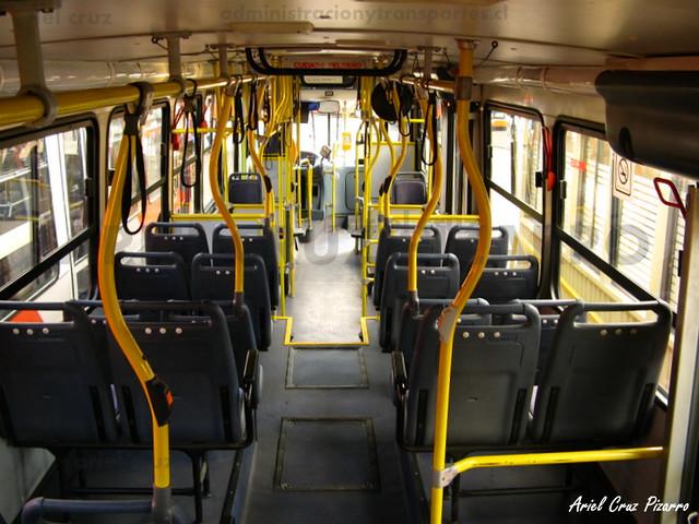 Transantiago - Redbus Urbano - Caio Millenium / Mercedes Benz (SW6460) (210)