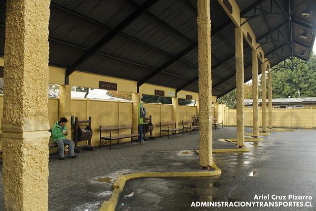Terminal JAC - Pucón