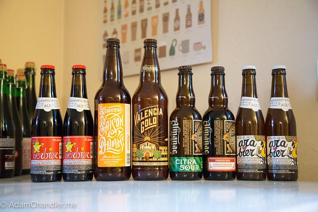 Beer Haul 9-29-2015