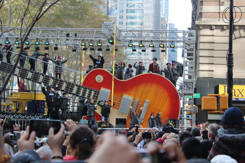 2015 Macy's Thanksgiving Day Parade