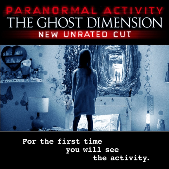 Paranormal Activity - The Ghost Dimension Extended