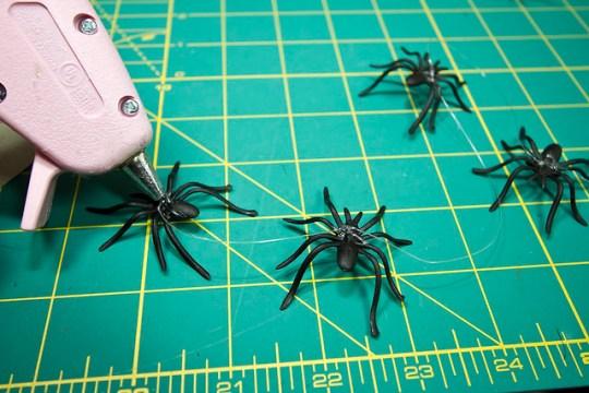 spiderweb mobile