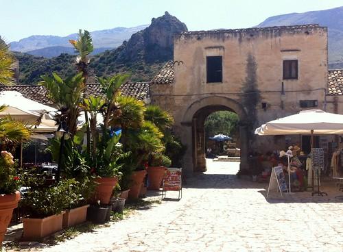 Scopello Sicily: ancient gateway into the baglio