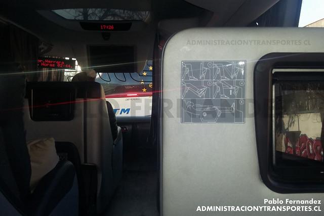 Eme Bus - Cama Suite
