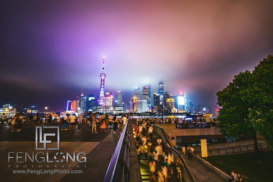 Summer Vacation Blog   China Day 12   Jingan Temple & The Bund Shanghai