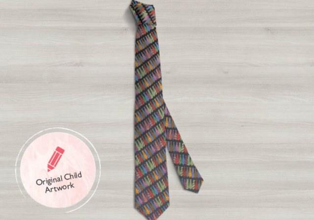 SaveTheChildren Tie