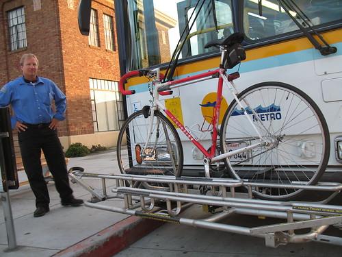 Santa Cruz Metro bus