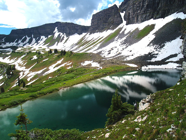 Blue Lake Crested Butte Colorado  Flickr  Photo Sharing
