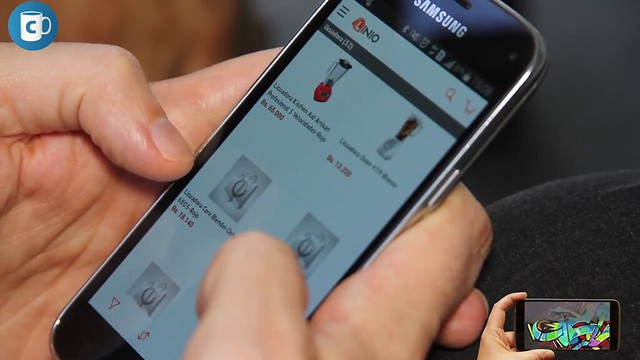 App de Tiendas Linio