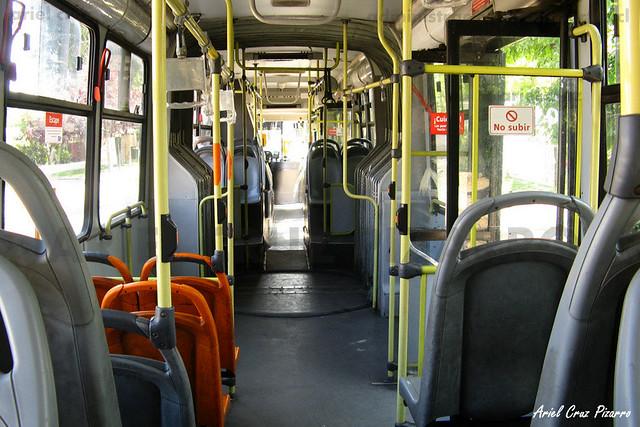 Transantiago - Express de Santiago Uno - Marcopolo Gran Viale / Volvo (ZN5804)