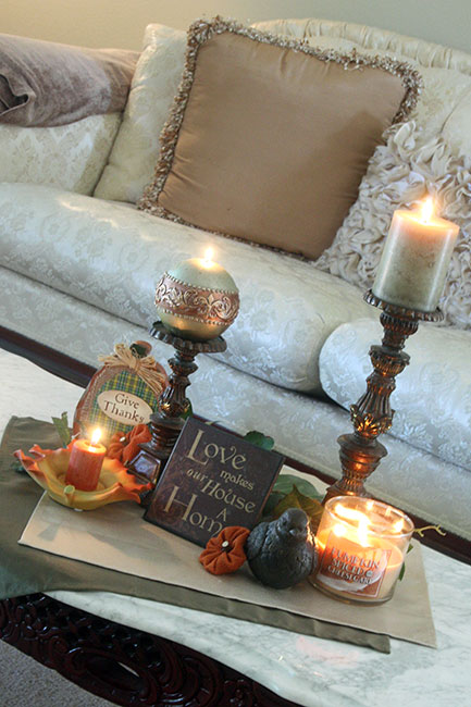 Candle&Plaque1