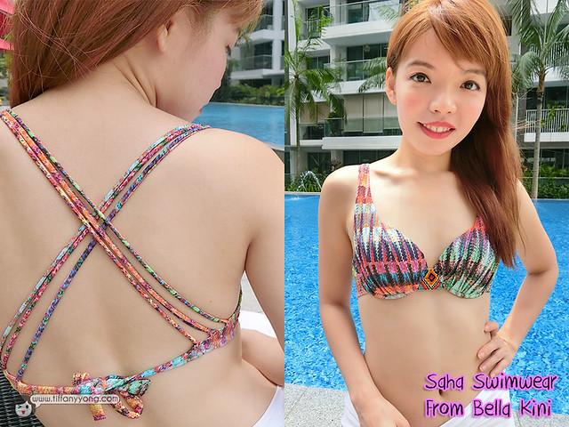 Bella Kini Saha Swimwear