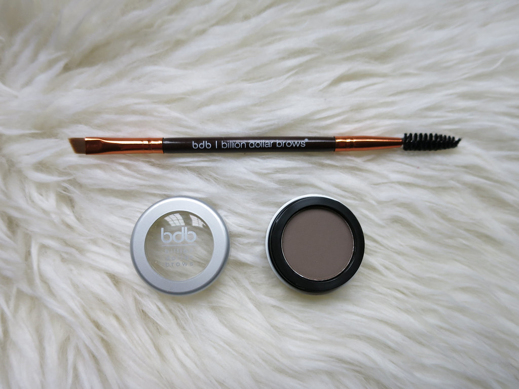 billion dollar brows 60 seconds to beautiful brows review