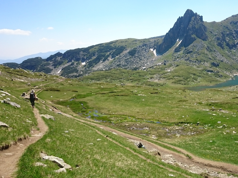 Hiking Bulgaria (photo credit: On Foot Holidays).