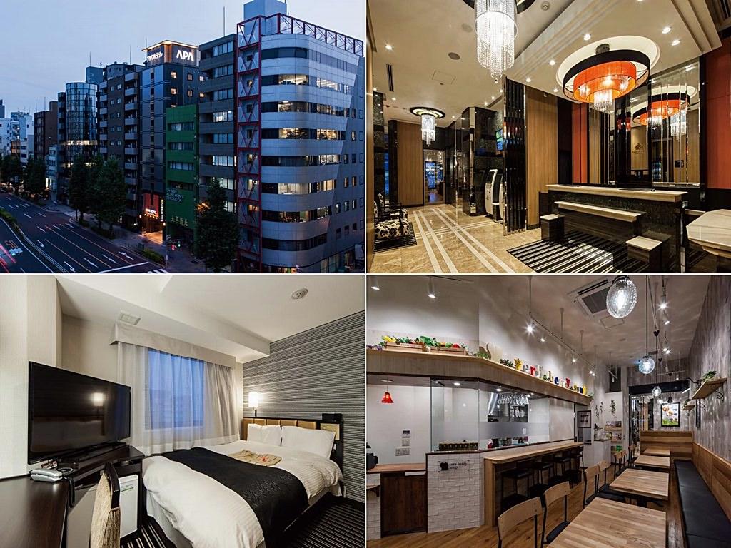 《东京订房笔记》2015年26间全新开业旅馆与酒店推介