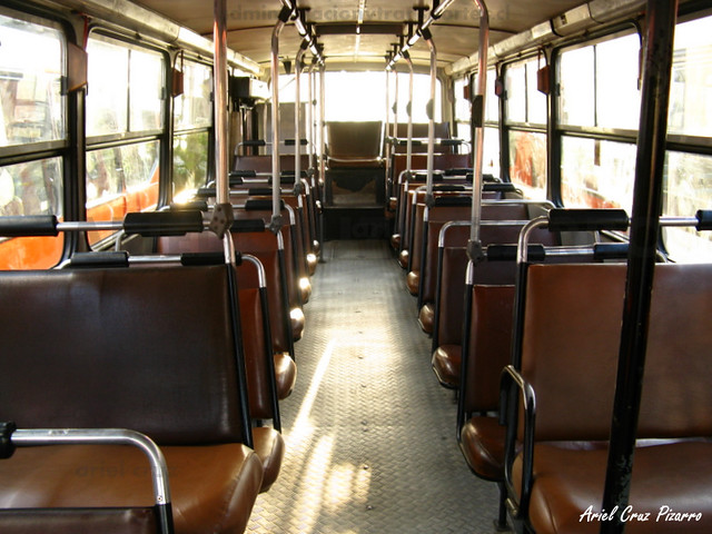 Transantiago - Redbus Urbano - Busscar Urbanus / Mercedes Benz (RT5053)
