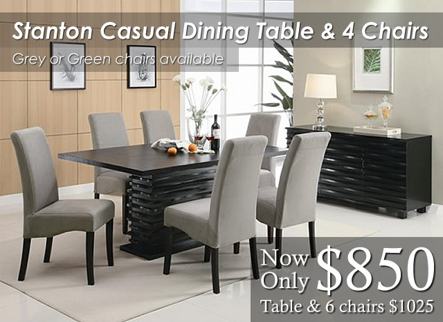 Stanton Casual Dining Table