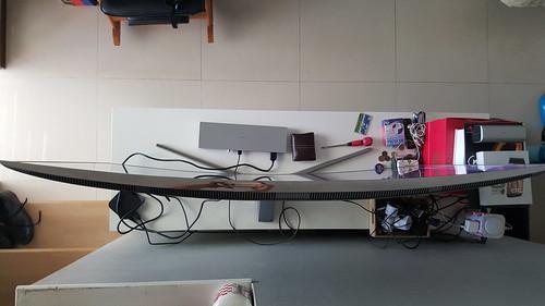 ดีไซน์โค้ง 4200R ของ Samsung SUHD TV