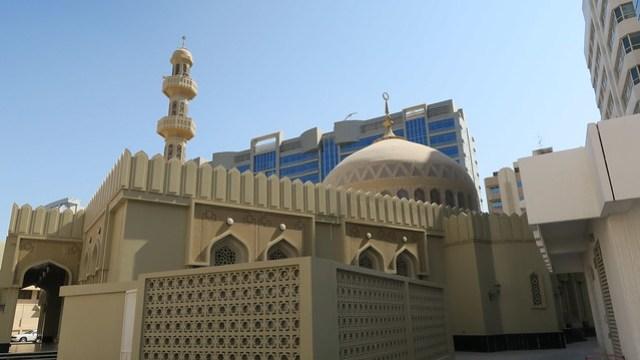 masjid bilal bin rabbah abu dhabi