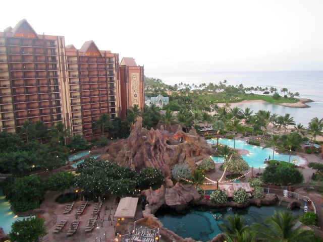 Picture from Disney' Aulani Resort