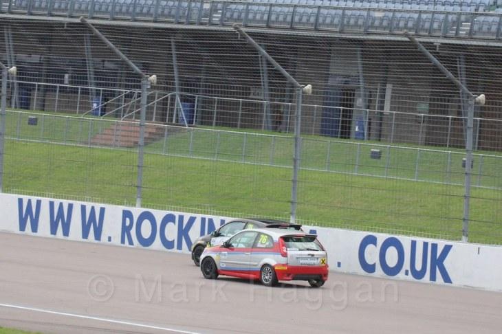 Race 2 at the BRSCC Fiesta Junior Championship, Rockingham, Sept 2015