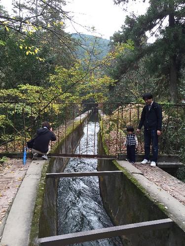 これが琵琶湖疏水ですよ!