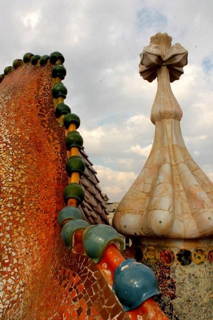 Casa Batlló Azotea