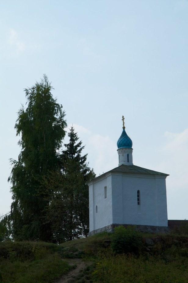 Корсунской Божией Матери, Изборская крепость, Изборск, Россия