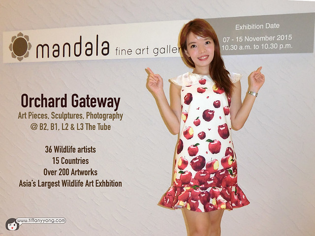 Mandala Wildlife Orchard Gateway Address