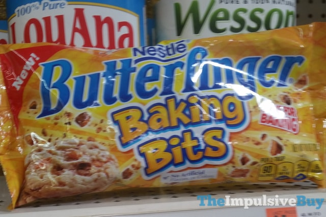 Nestle Butterfinger Baking Bits