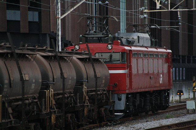 EF81-85 Freight for Annaka