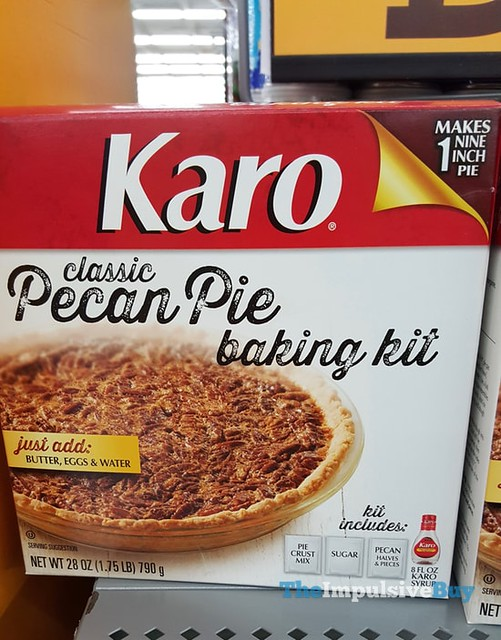 Karo Classic Pecan Pie Baking Kit