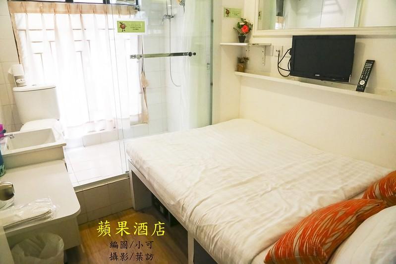 【香港自由行】蘋果酒店。香港市區的平價便宜住宿推薦。銅鑼灣的Apple Hotel 蘋果酒店。 – 陳小可的吃喝玩樂