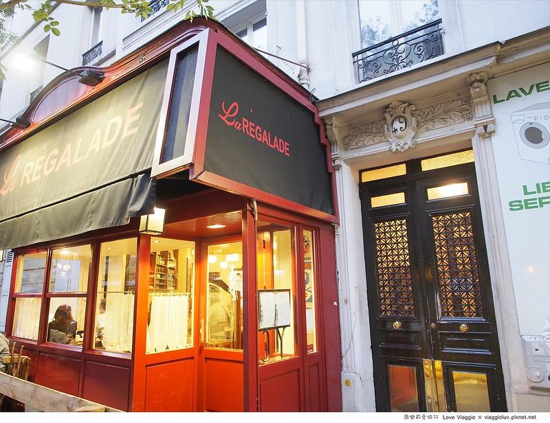 La Régalade,paris,巴黎餐廳,巴黎餐酒館,法式料理 @薇樂莉 Love Viaggio | 旅行.生活.攝影
