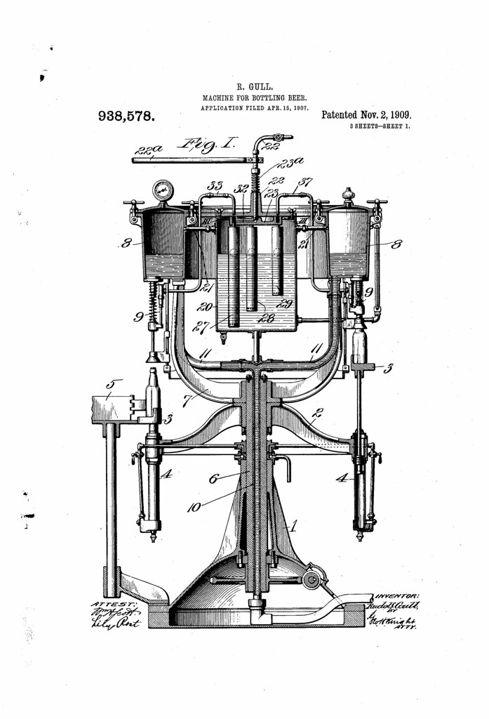Patent Nos. 938577A & 938578A: Process Of & Machine For