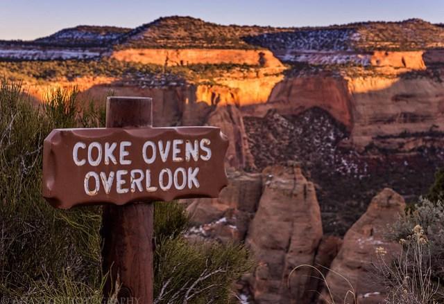Coke Ovens Overlook
