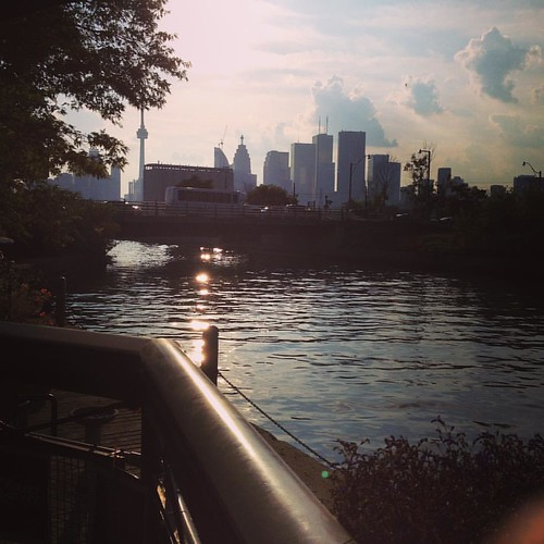 September, I am in love with you. #lifeisgood #toronto #keatingchannel