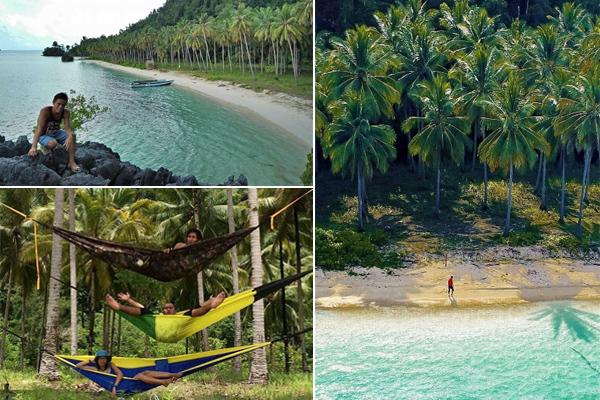 Pantai Pasir Panjang Labengki 1