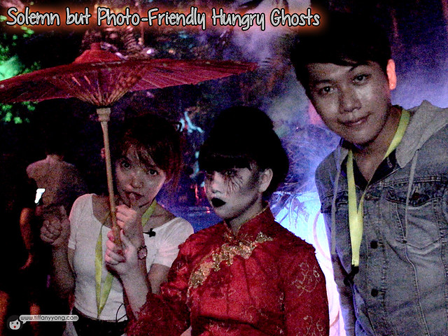 HHN5 Hungry Ghost Red