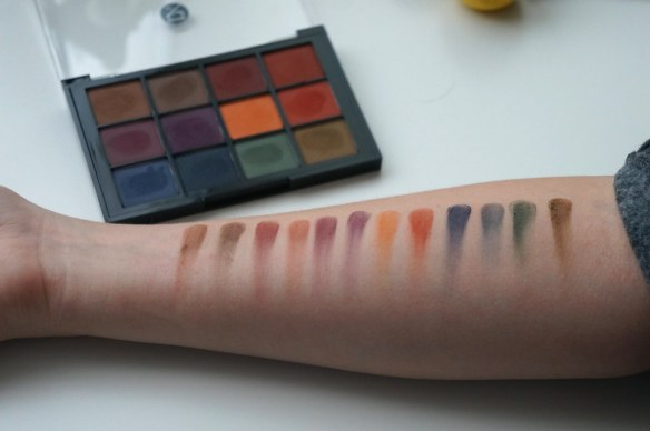 Viseart palette swatches