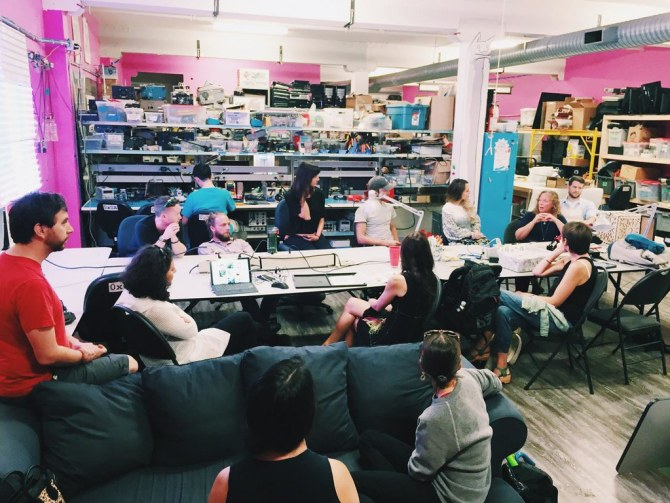 #The100DayProject #GlobalMeetup in Vancouver, BC