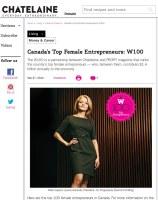 Chatelaine Laura Arenada Article