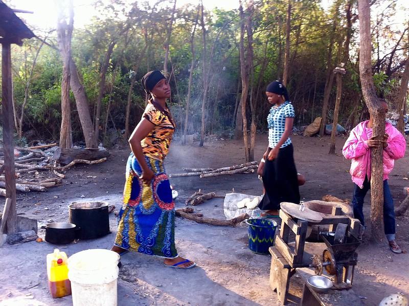 Buka Kitchen in Okene, Kogi, Nigeria.