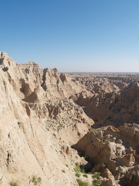 Moonscape Badlands