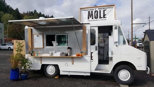 mole food cart portland