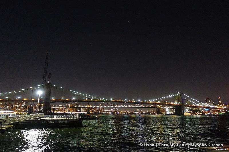 South Street Seaport, Brooklyn Bridge, Pier 15, East River Esplanade