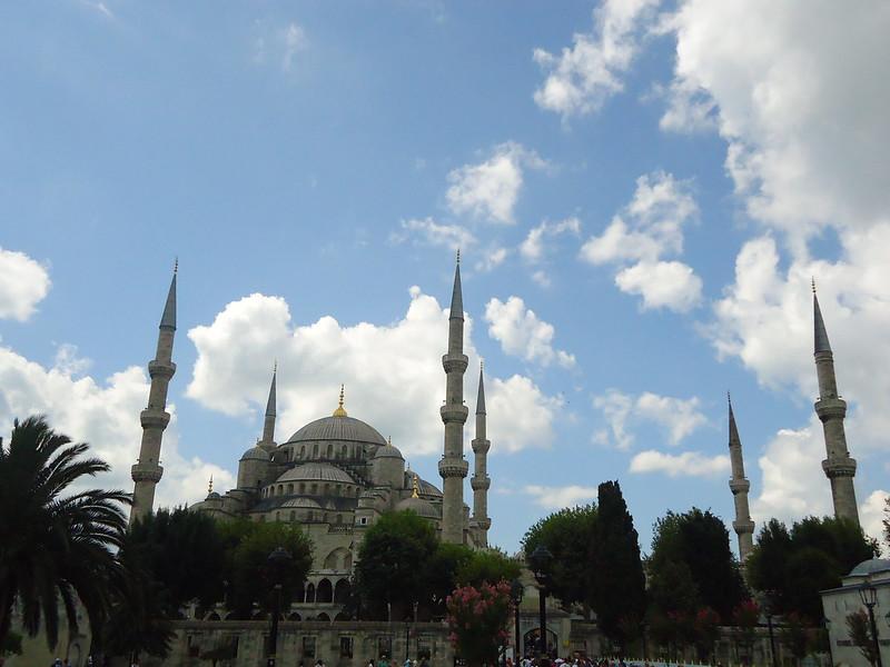 La Mezquita Azul